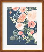 Blooming Delight II Sage Fine-Art Print