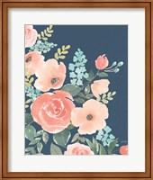 Blooming Delight I Sage Fine-Art Print