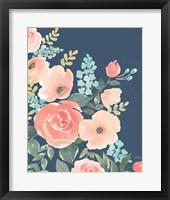 Blooming Delight I Sage Fine-Art Print