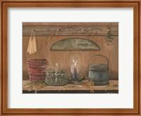 Treasures on the Shelf I Fine-Art Print