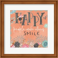 Happy People Fine-Art Print