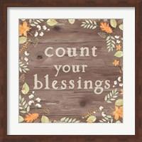 Autumn Offerings I Dark Blessings Fine-Art Print