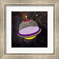 Spaceship Adventure Three Fine-Art Print