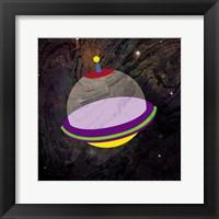 Spaceship Adventure Three Fine-Art Print
