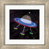 Spaceship Adventure Four Fine-Art Print