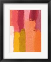 Blushing Smears Fine-Art Print
