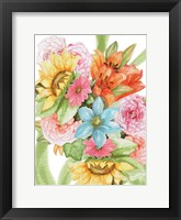 Jungle Bouquet II Fine-Art Print