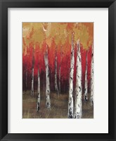 Forest Red 2 Fine-Art Print