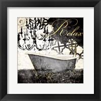 Relax Tub Fine-Art Print