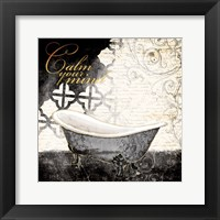 Calm Your Mind Bath Fine-Art Print