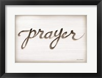 Prayer Fine-Art Print