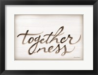 Togetherness Fine-Art Print