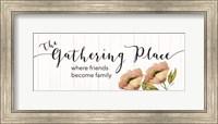 The Gathering Place Fine-Art Print