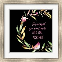 We Prayed for a Miracle Fine-Art Print