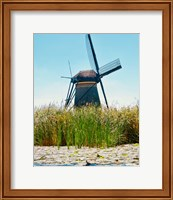 Windmill I Fine-Art Print