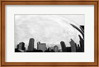 City Reflection Fine-Art Print