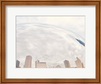 City Reflection II Fine-Art Print