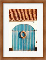 Blue Doors Fine-Art Print