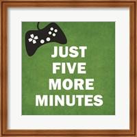 Five More Minutes Fine-Art Print
