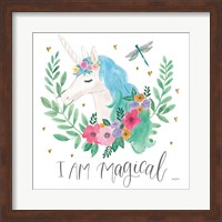 Magical Friends IV Dragonfly Fine-Art Print