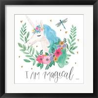 Magical Friends IV Dragonfly Fine-Art Print