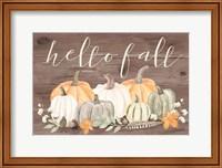 Autumn Offering III Dark Fine-Art Print