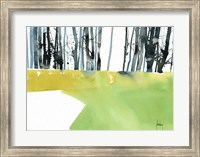 Barcode Wood Fine-Art Print