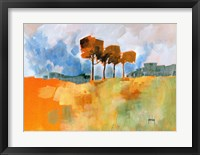 Four Trees Fine-Art Print