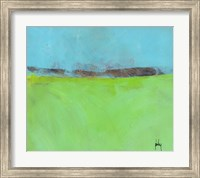 Low Distant Hills Fine-Art Print