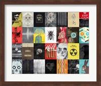 Death Skulls Fine-Art Print