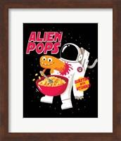 Alien Pops Fine-Art Print