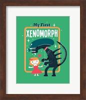 My First Xenomorph Fine-Art Print