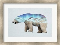 The Arctic Polar Bear Fine-Art Print