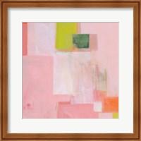 Pink Squares Fine-Art Print