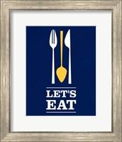 Let's Eat Fine-Art Print