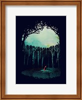 Deep In The Forest Fine-Art Print