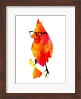 Punk Bird Fine-Art Print