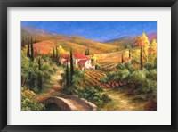 Tuscan Bridge Fine-Art Print