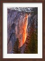 Horsetail Fall Fine-Art Print