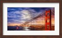 N. Tower Panorama - GG Bridge Fine-Art Print