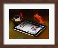 Angry Birds Fine-Art Print
