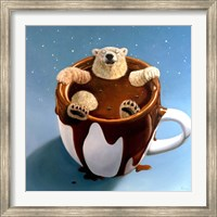 Chocolate Spa Fine-Art Print