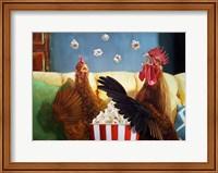 Popcorn Chickens Fine-Art Print