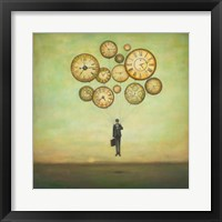 Waiting for Time to Fly Fine-Art Print