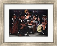 All That Jazz, Baby! Fine-Art Print