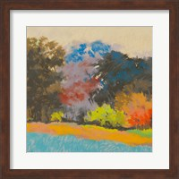 Fox Farms Woods 2 Fine-Art Print