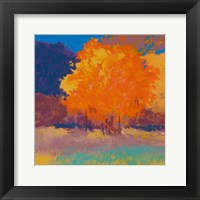 Orange Maple Fine-Art Print