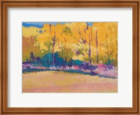 Yellow Trees Fine-Art Print