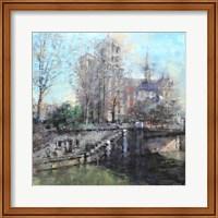 Notre Dame on the Seine Fine-Art Print