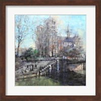Notre Dame on the Seine Fine-Art Print